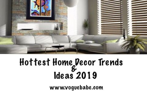 home decor trends 2019