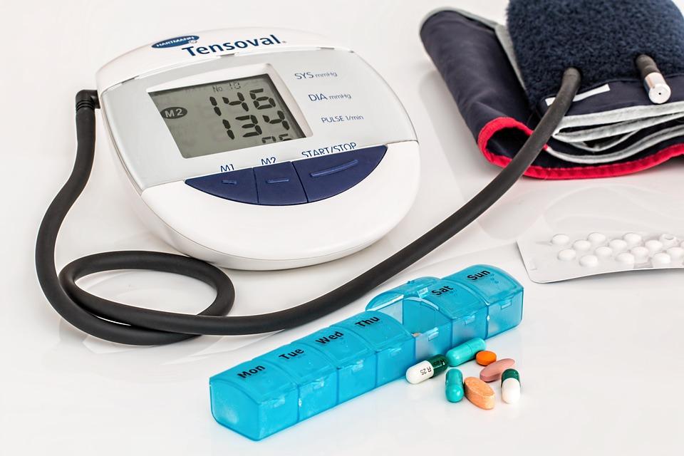high blood pressure treatment at home