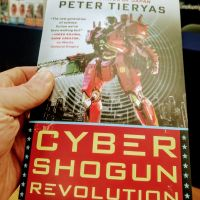 Cyber Shogun Revolution Reading