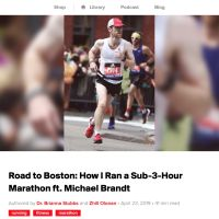 How I Ran a Sub-3-Hour Marathon from HVMN