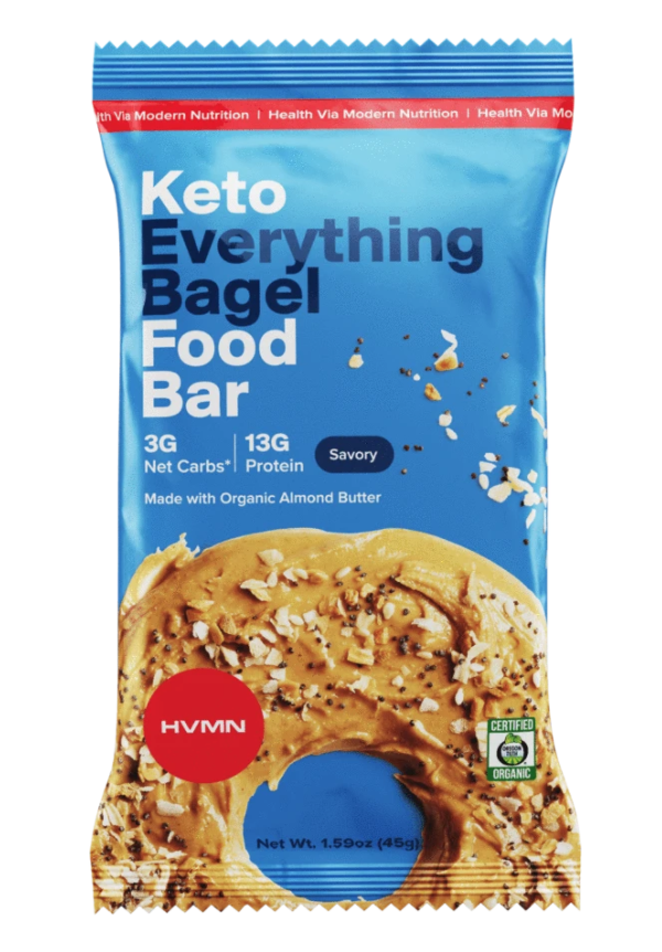 HVMN's New Keto Food Bar First Taste