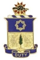 21st Infantry Regiment Lapel Pin