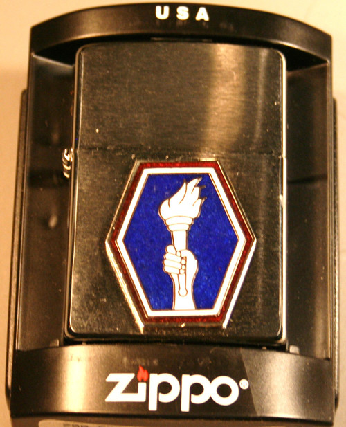 442 RCT Patch ZIPPO Lighter