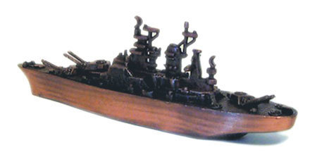 Battleship Pencil Sharpener