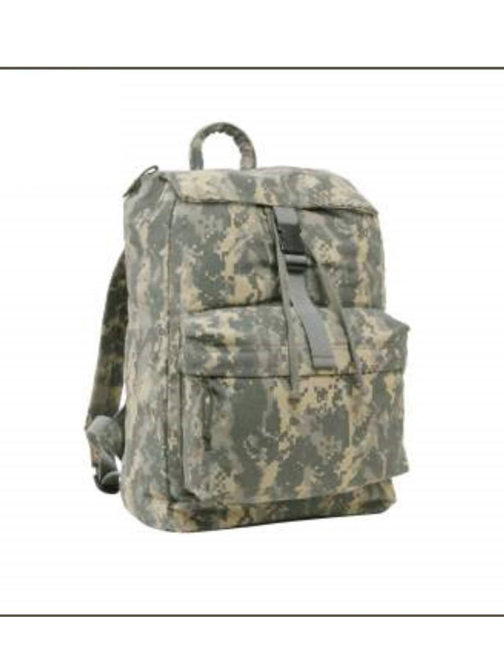 A.C.U. Digital Camo Canvas Daypack