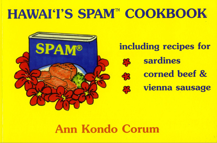 Hawaii's Spam Cookbook