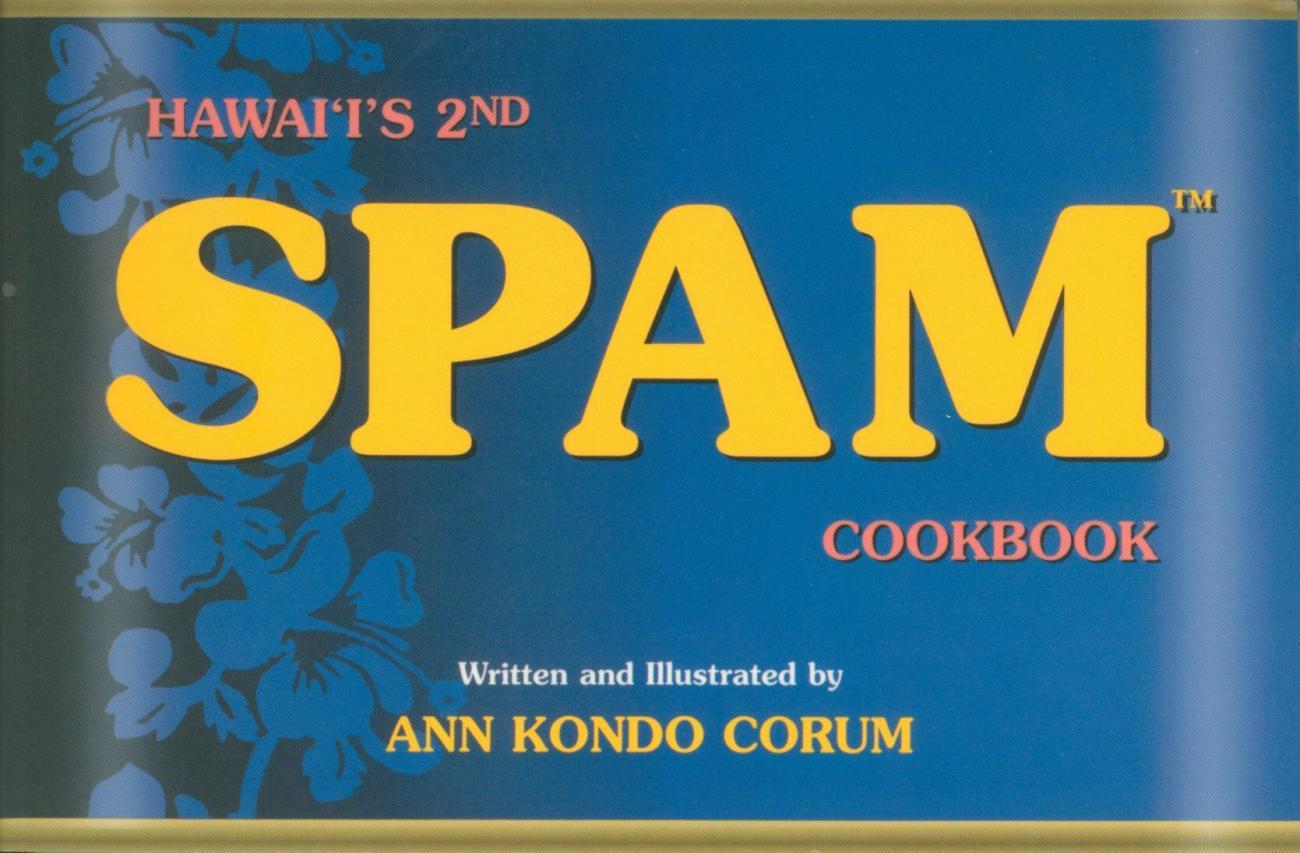 SPAM Cookbook, Volume 2