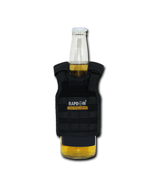 Tactical Beer Koozie (Mini Vest)