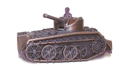 Tank Pencil Sharpener