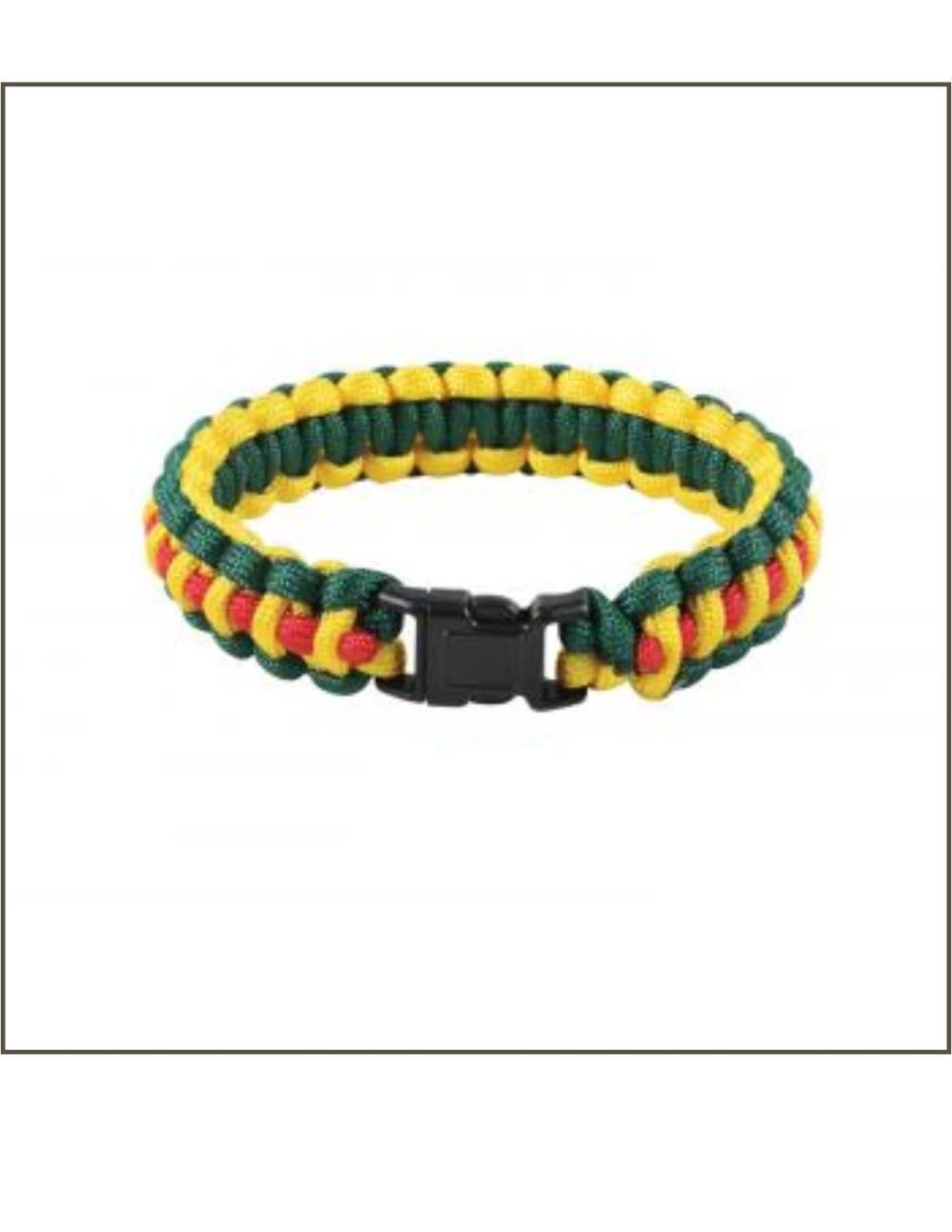 Vietnam Paracord Bracelet