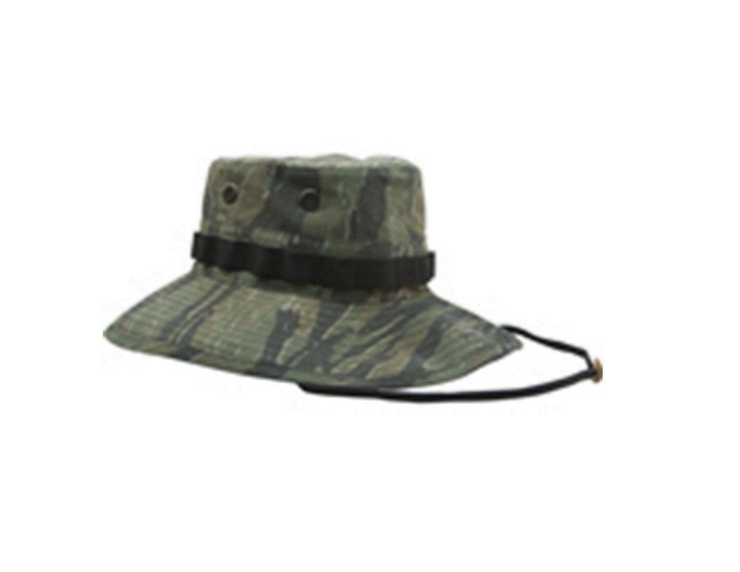 Vintage Tiger Stripe Vietman Boonie Hat