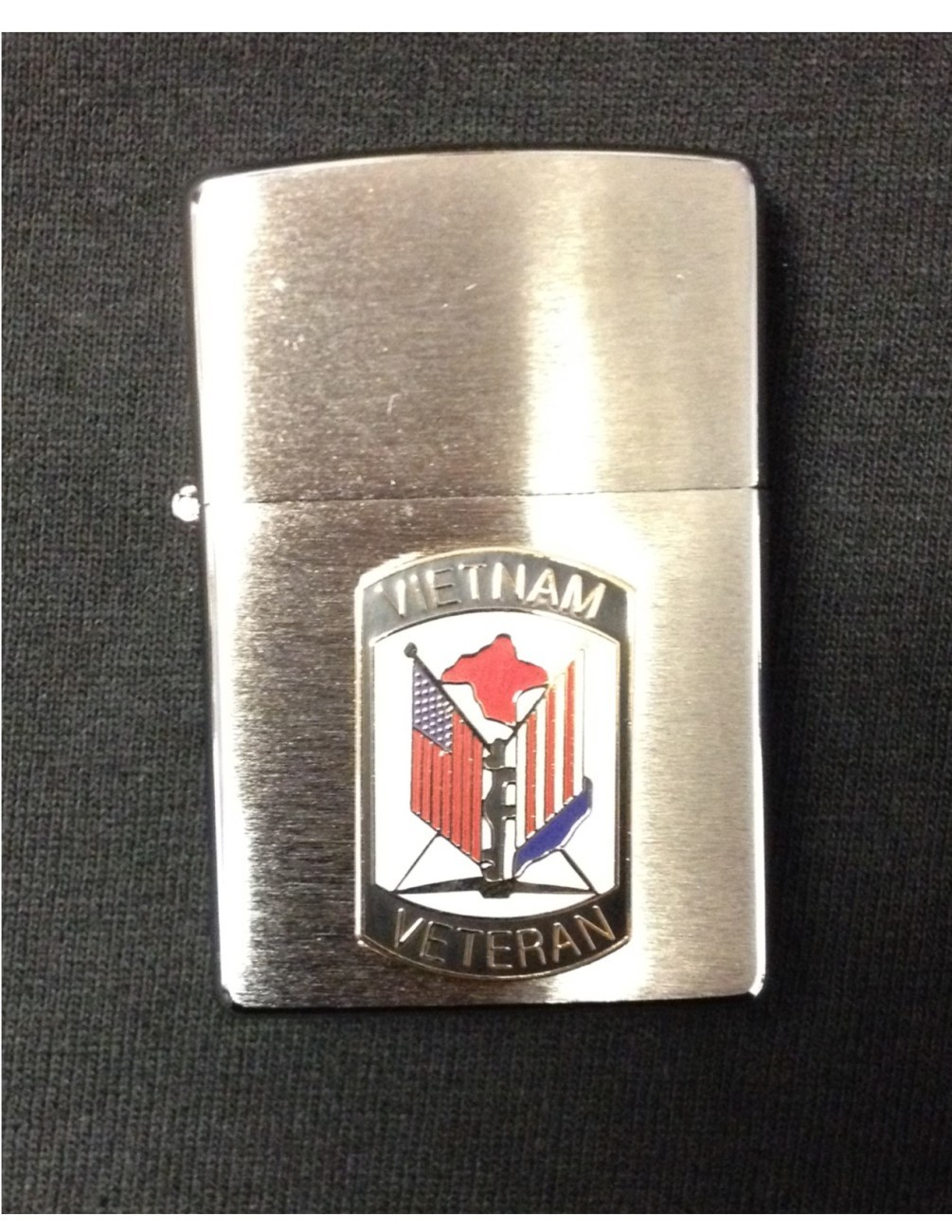 Vietnam Veteran ZIPPO Lighter