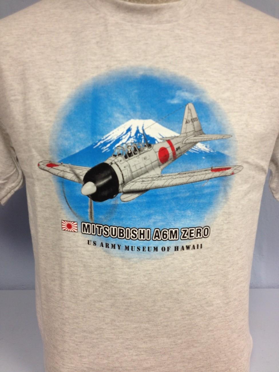 Mitsubishi A6M Zero T-Shirt - Adult
