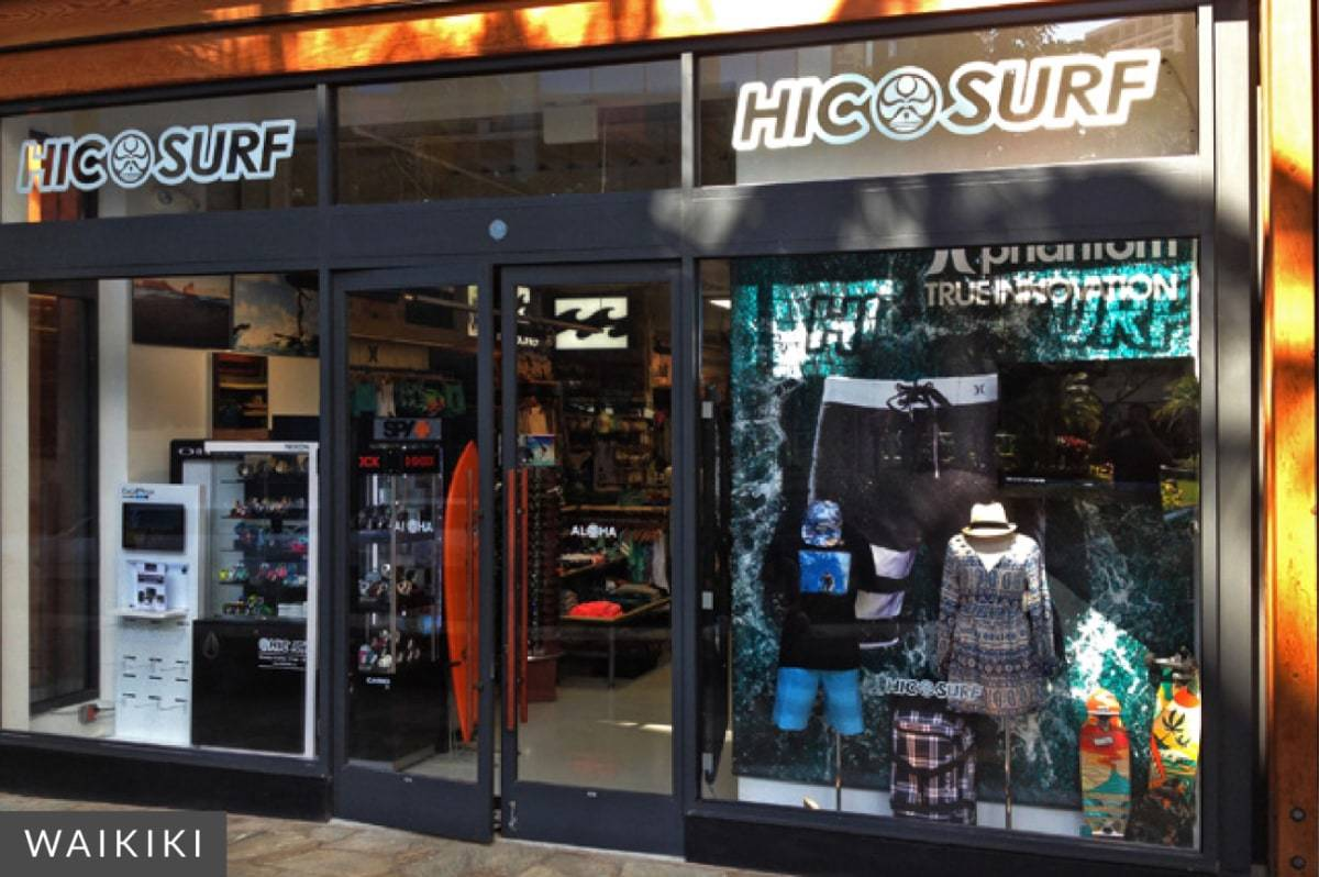 Hic Surfboards