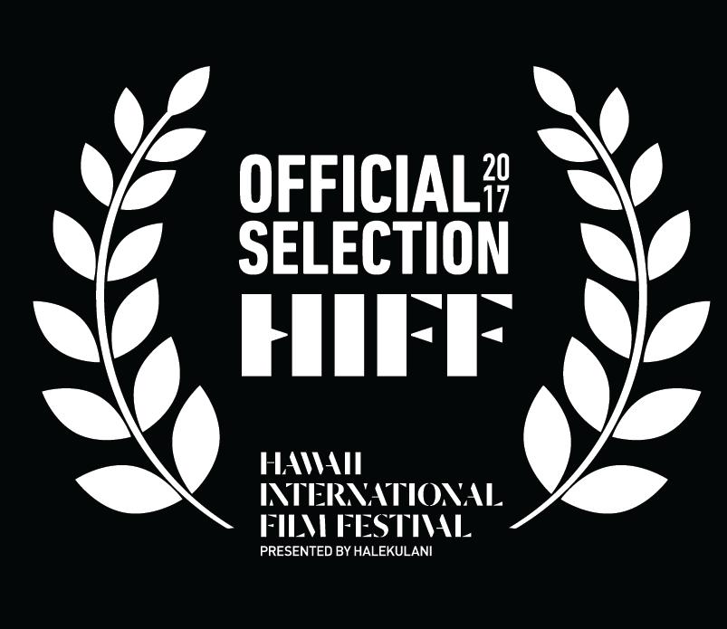 HIFF | Hawaii International Film Festival Laurels - White