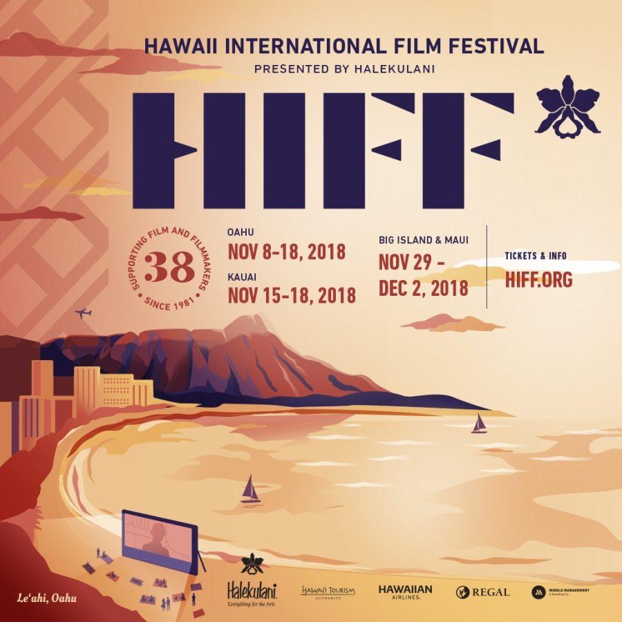 HIFF38 Key Visual Graphic