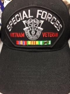 Vietnam Veteran Special Forces Cap