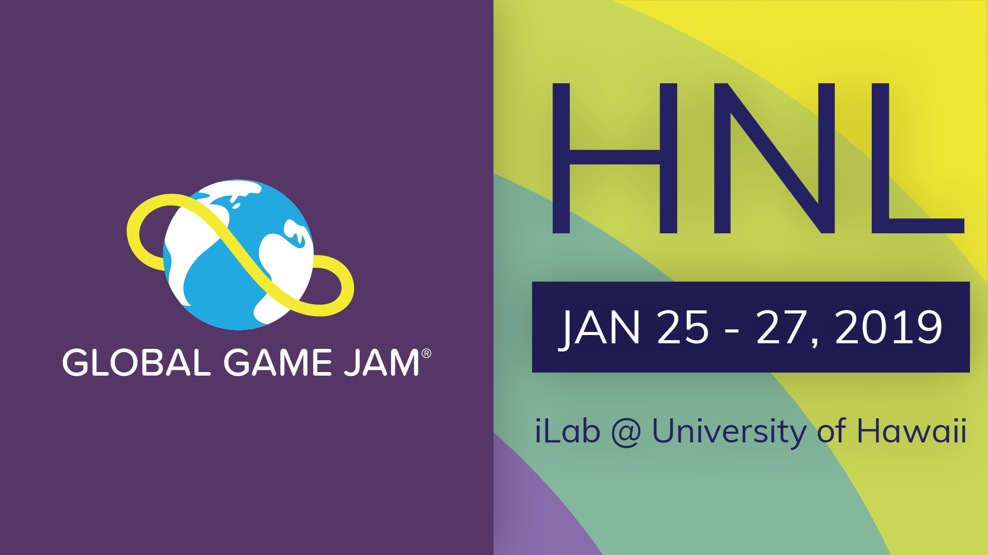 Global Game Jam 2019 - Honolulu