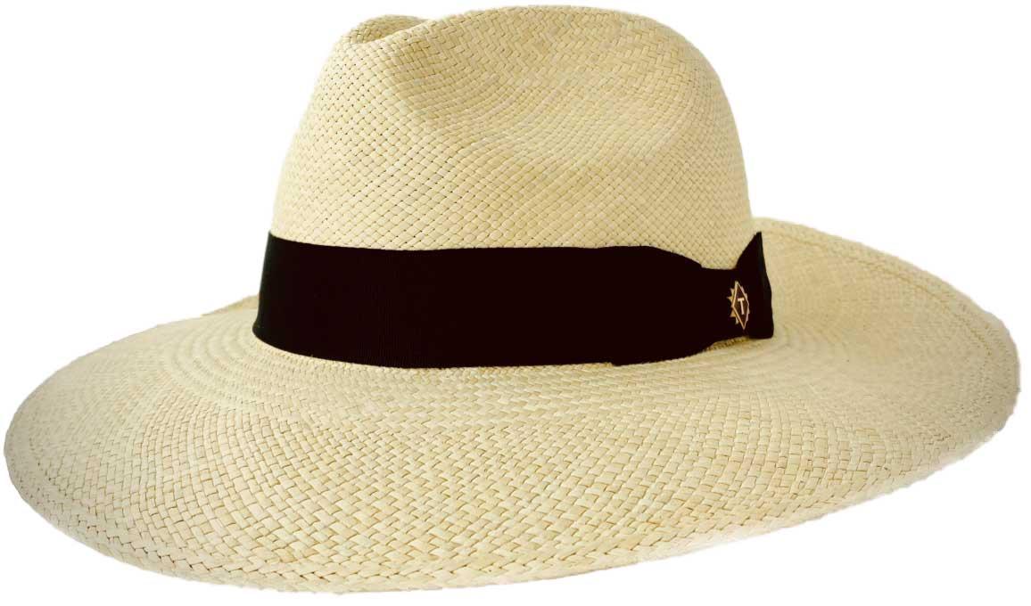 seraphine elegant ladies panama hat