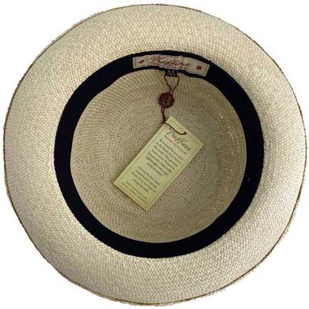 metropolitan panama hat
