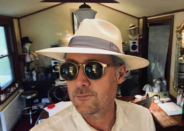 Corsair Fino Panama Hat
