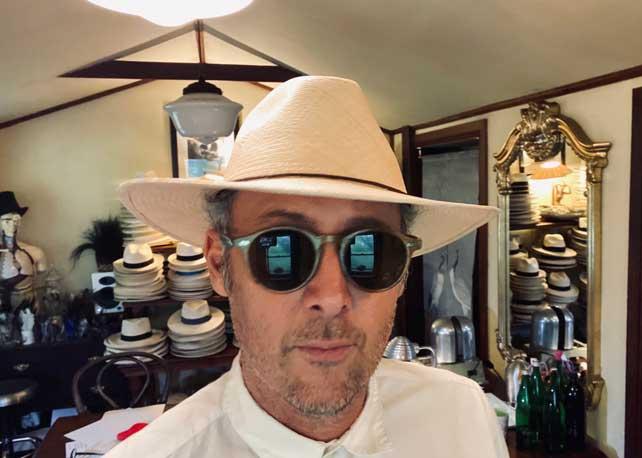 the australian panama hat
