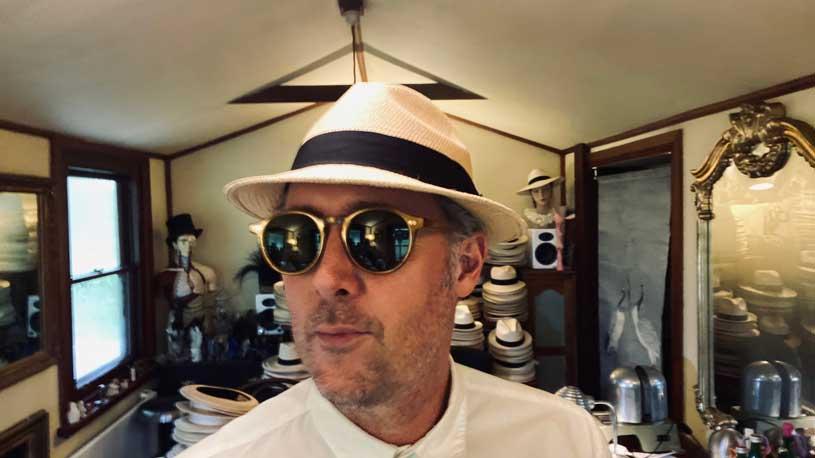 Camel Casablanca Panama Hat