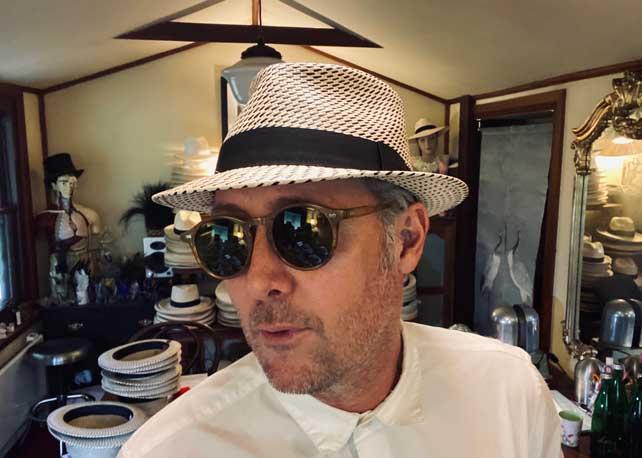 morpheus panama hat