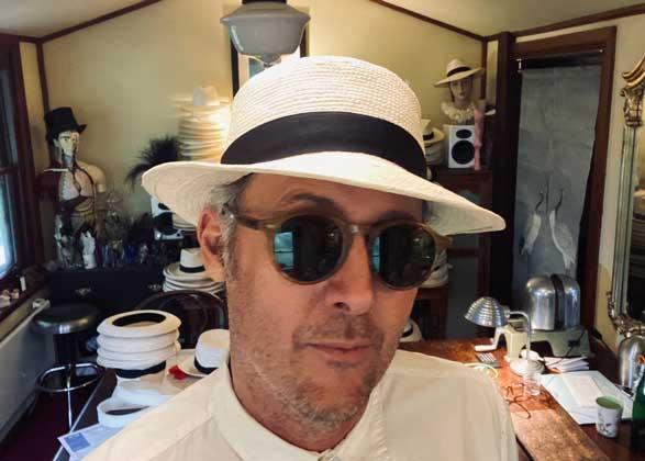metropolitan rollable panama hat