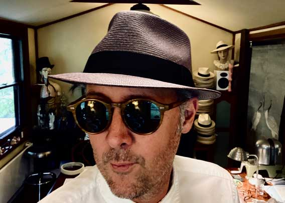 ironside panama hat