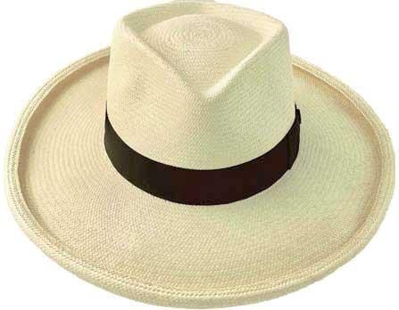 iconoclast panam hat pencil curl fino