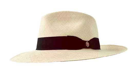 montichristi fino panama hat truffaux hand woven art straw