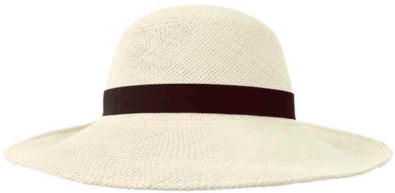 riviera summer resort hat