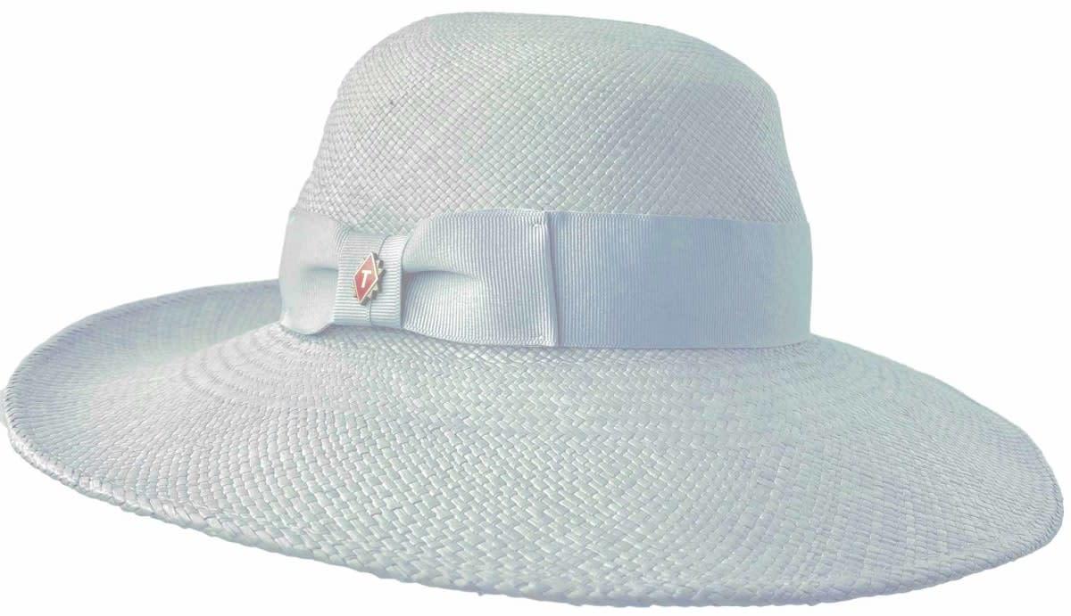Tiara panama hat