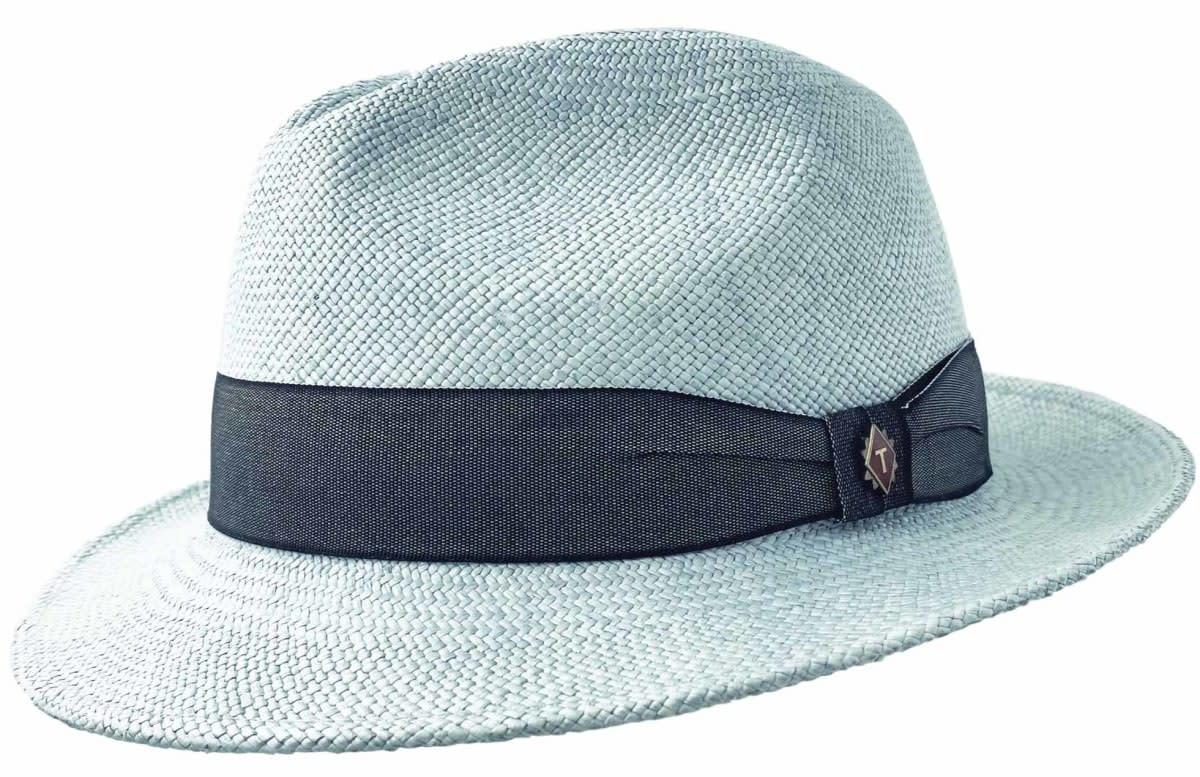 Meridien hand woven panama hat