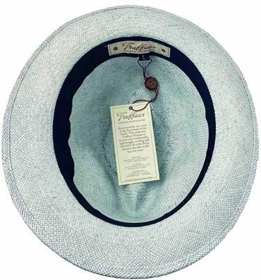meridien truffaux panama hat