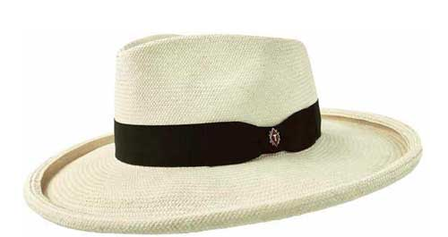 Cocaine Panama Hat