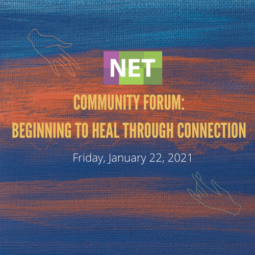 Community Forum: Beginning to Heal through Connection