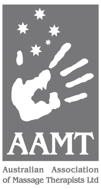 logo for the massage association of Australia
