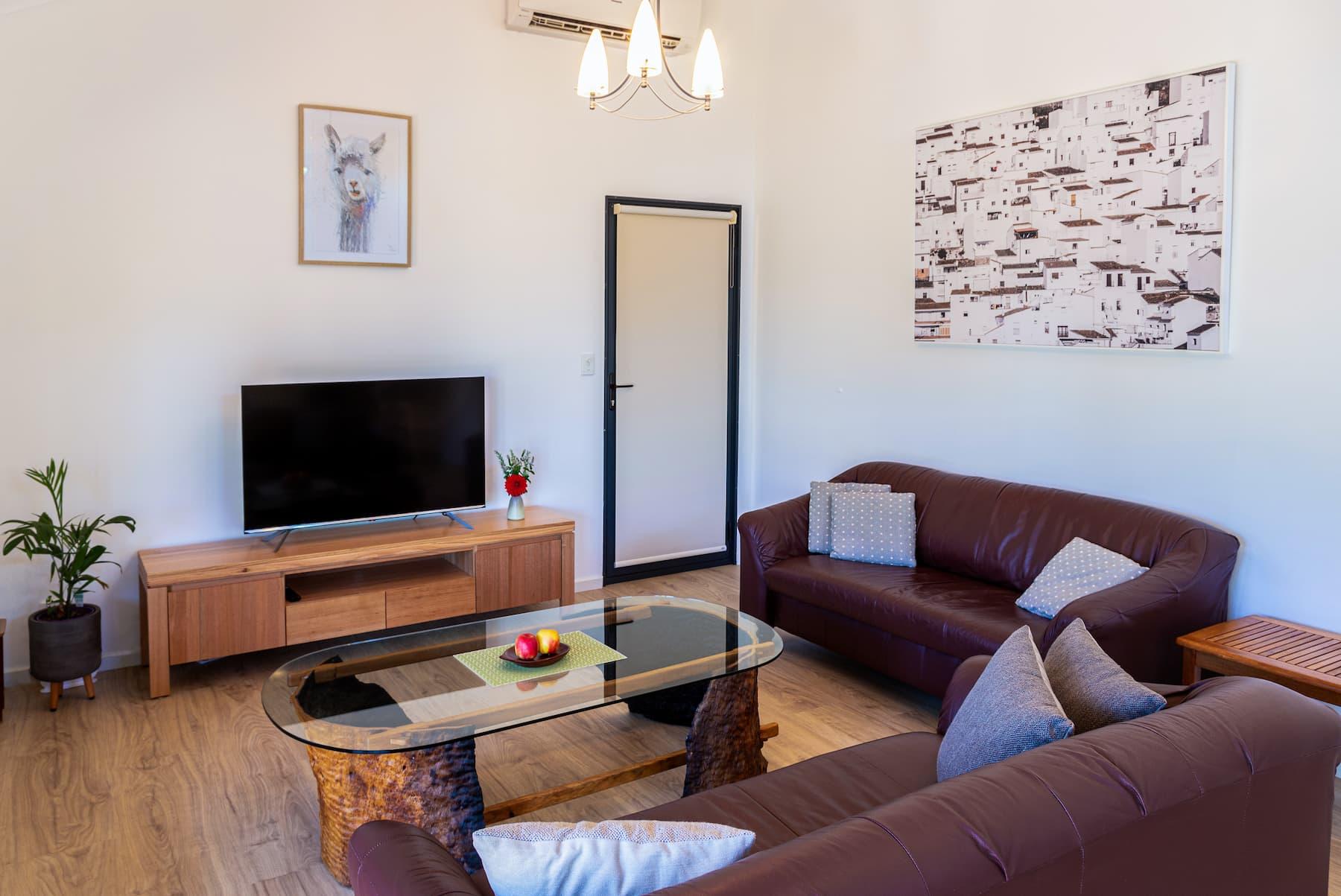 Gampi's living room