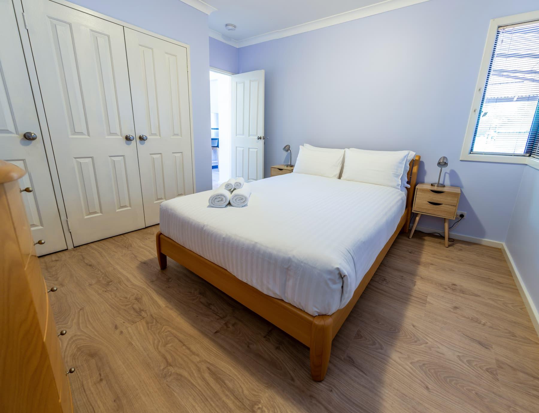 Gampi's first bedroom