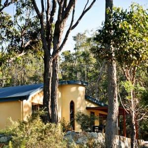 Villa in bush
