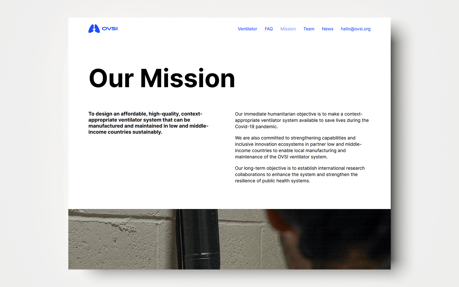 ovsi.org-misson