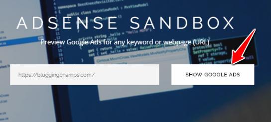 Checking AdSense Ban