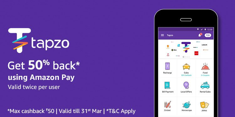 Amazon Pay Trick – Get Rs 399 Jio Recharge at Effectively Rs 99 only 2