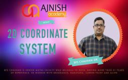 Coordinate System- 2D