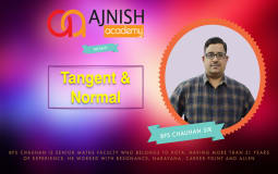 Tangent & Normal