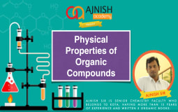 Physical Properties of Organic Compounds