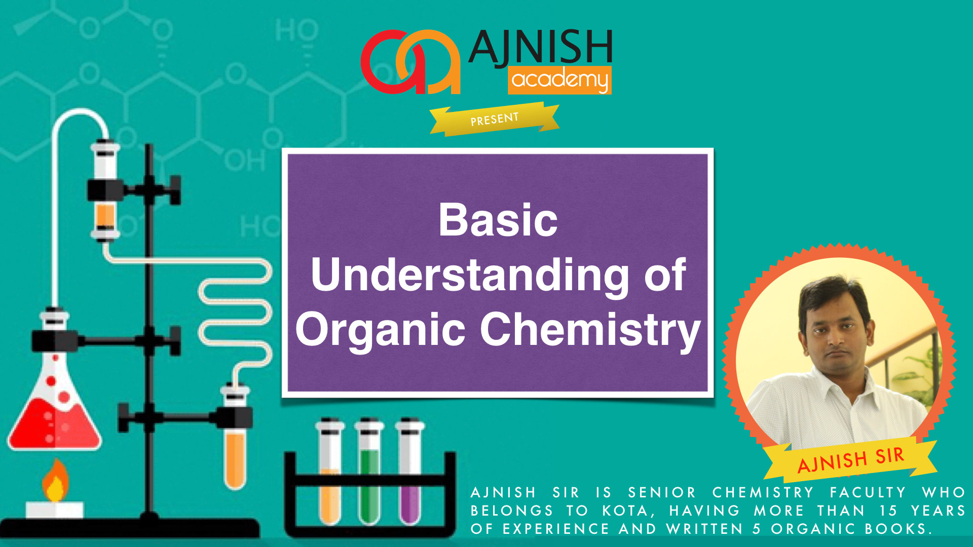 Basic Understanding of Organic Chemistry