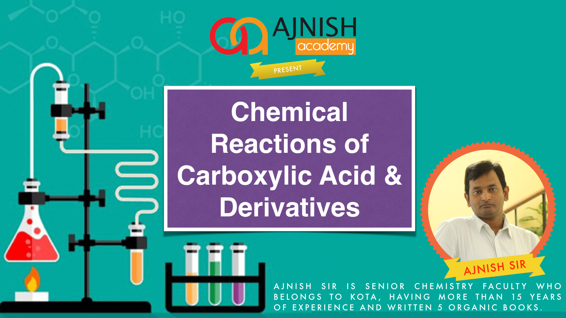 Carboxylic Acid & their derivatives